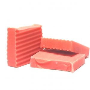 FLIRTY FLAMINGO BAR SOAP