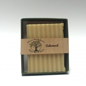 CEDARWOOD BAR SOAP