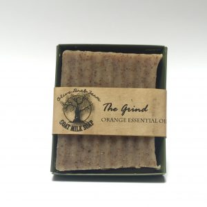 THE GRIND MECHANIC/GARDNER BAR SOAP