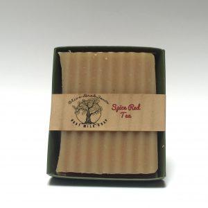 SPICED RED TEA BAR SOAP