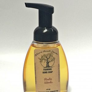 RUSTIC WOODS HAND SOAP