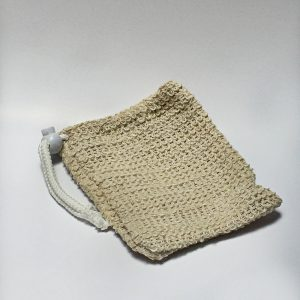 NATURAL SISAL POUCH