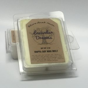LAVENDER DREAMS WAX MELT