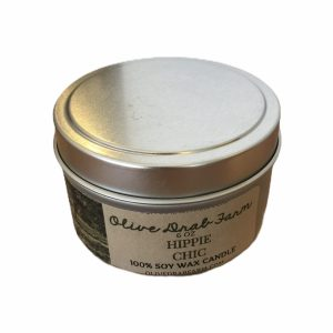 HIPPIE CHIC SOY CANDLE