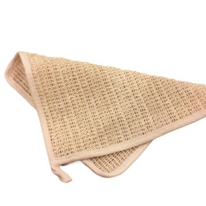NATURAL SISAL WASH CLOTH