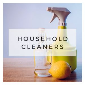 HOUSEHOLD CLEANERS COURSE