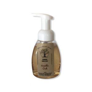 VANILLA OAK HAND SOAP