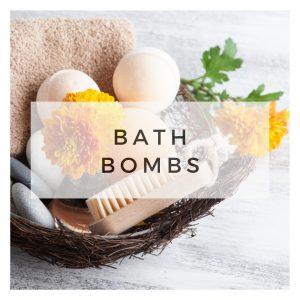 BASIC BATH BOMBS – FALL THEME